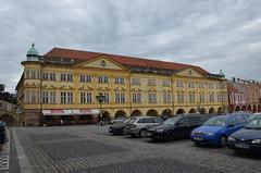 Jičín, Wallenstein Chateau