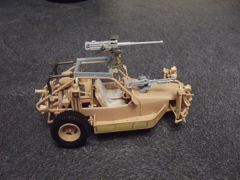 Buggy post apocalypse - Hobbyboss 1/35 45938653242_56f73d5389_c