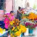 Flower sales at the entrance to the cemetery por jon5cents ( 5centsphotos.com )