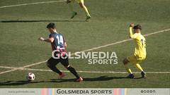 Villarreal CF C 1-1 CD Eldense (27/01/2019), Jorge Sastriques