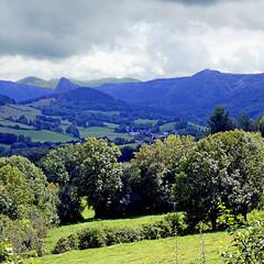 Vallée de la Plane, Auvergne, France