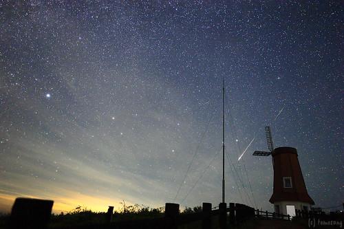 Perseid Meteor Shower 2018