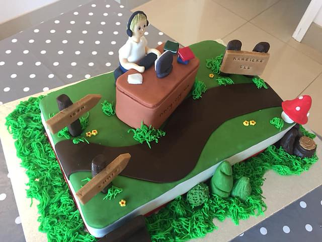 Cake by Cake Junkie Jayde