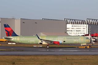 A321 Delta Air Lines N3067DN