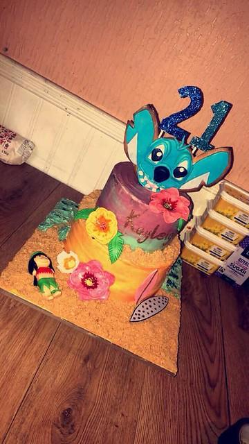 Cake by K's Cake Shack