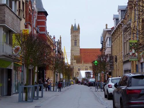 Marktstraat, Nieuwpoort