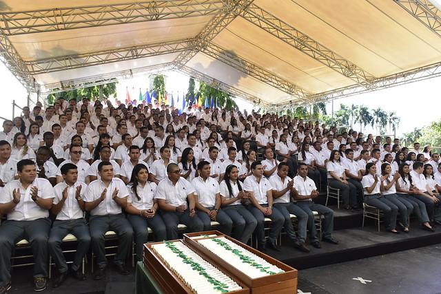 Ceremonia de Graduación Clase 2018