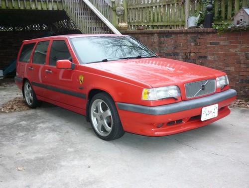 Winter Wheels - 1996 855R