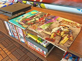 Seedology - Comic Books