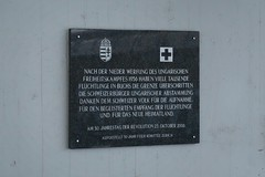 Station Buchs - Hungarian National Uprising
