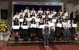 Graduación 8° 2018