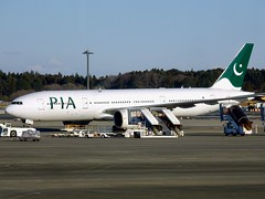 Pakistan International Airlines Boeing 777-200ER AP-BMH NRT/RJAA