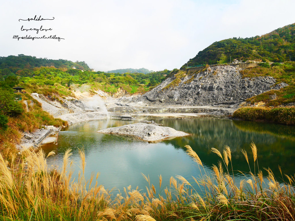 台北陽明山北投行義路ig打卡拍照必玩必拍一日遊景點推薦硫磺谷 (8)