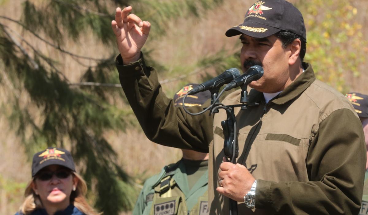 Comandante en Jefe de la FANB se mantiene firme en defensa de la soberanía