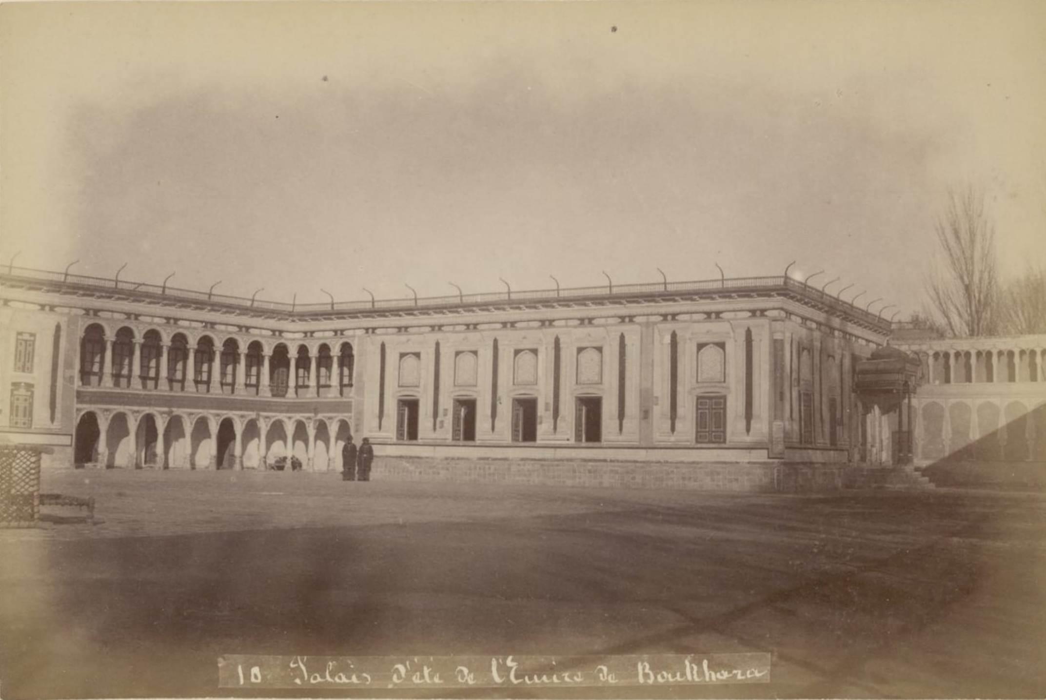 10. Летний дворец эмира Бухарского