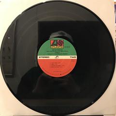 ARETHA FRANKLIN:SPARKLE(RECORD SIDE-B)