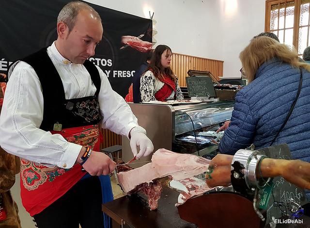 En Covaleda se elige el Mejor Chorizo del Mundo  (10)