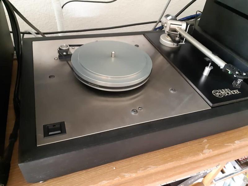 Linn Sondek LP12/ ittok ToneArm/Otophon MC 15 super cartridge (used) 30790398427_09d1384628_c