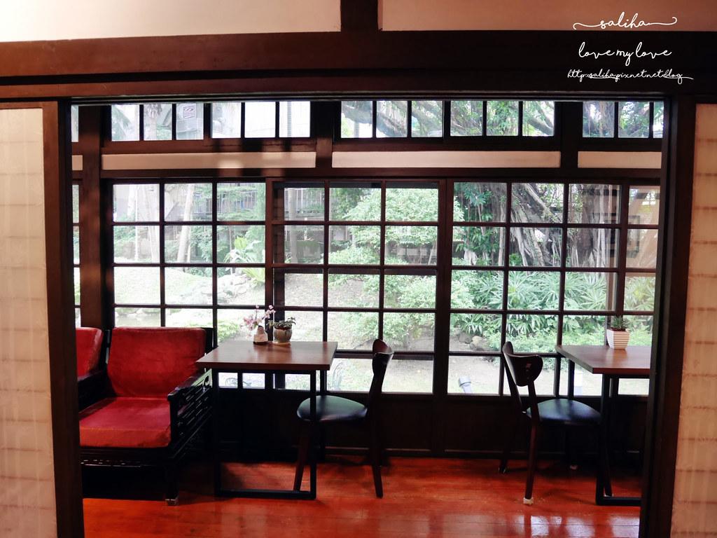 台北中正區南昌陸古亭站不限時咖啡館推薦陸軍聯誼廳雅鴿書院下午茶 (2)