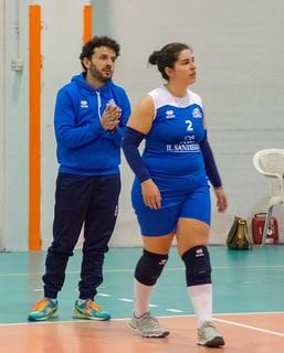 Mariano Tinelli e Antonella Longo