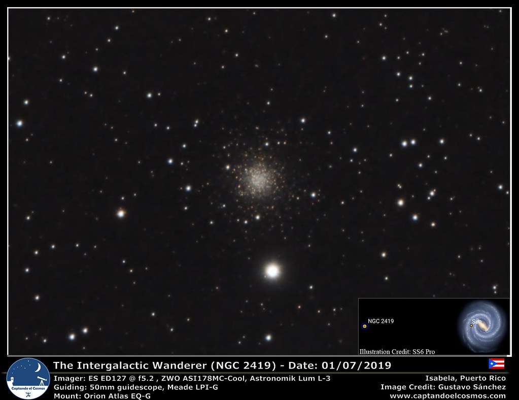 The Intergalactic Wanderer (NGC 2419)