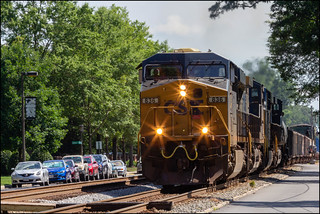 Summer Day in Ashland, VA