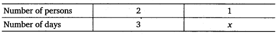 NCERT Solutions for Class 8 Maths Chapter 13 Direct and Inverse Proportions 27