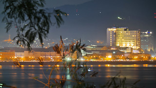 Manado City at Night