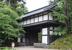 Hirosaki Castle Entrance