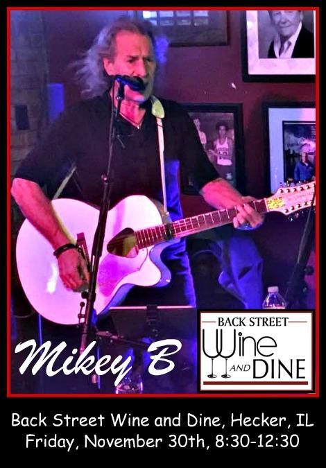 Mikey B 11-30-18