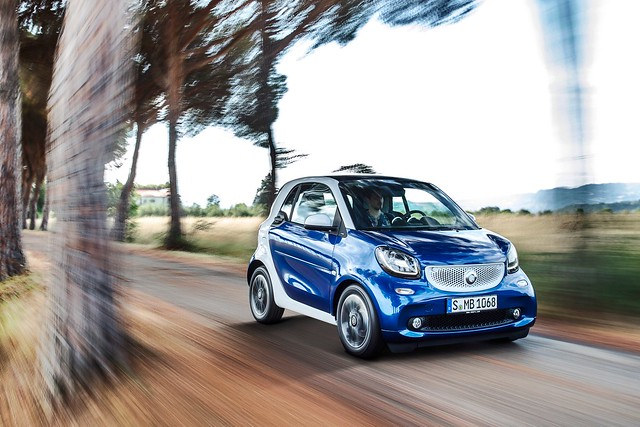 Comprar Smart Fortwo