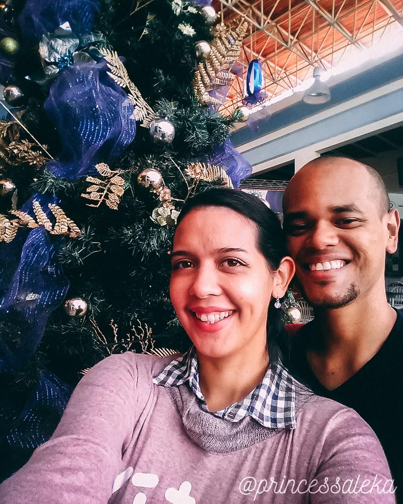 Nuestro primer diciembre juntos