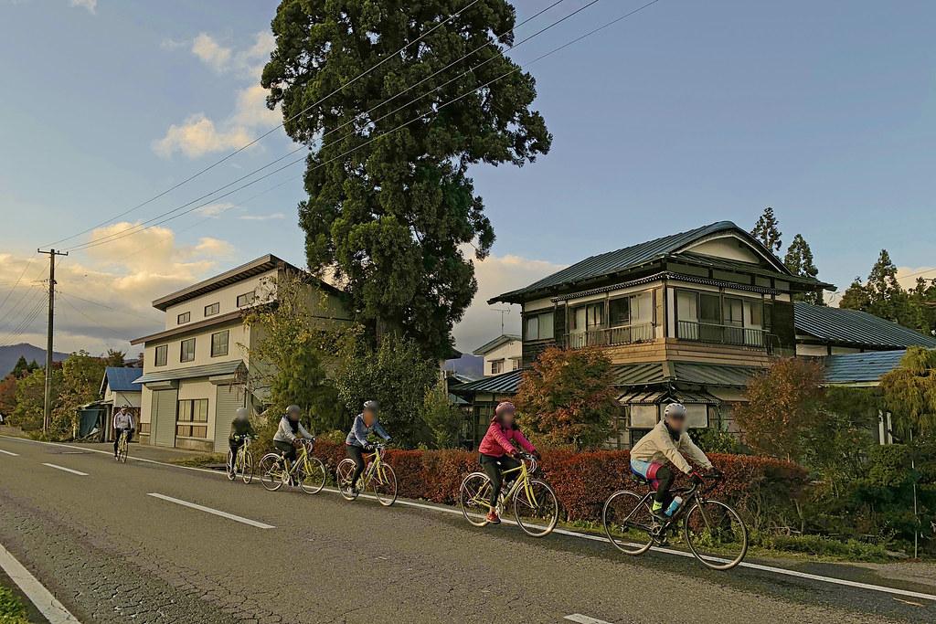 日本秋田單車行