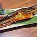 Homemade Dried Saba Mackerel Genshiyakiat at 炭家 Sumiya, Suntec City