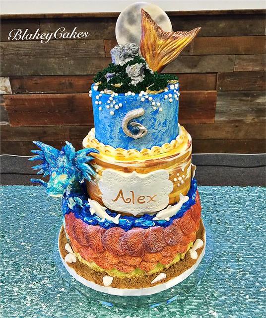 Cake by BlakeyCakes