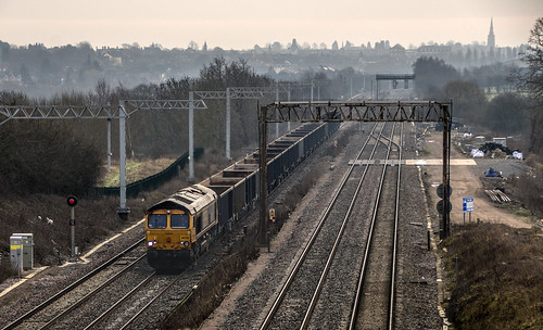 66716 Kettering North Junction
