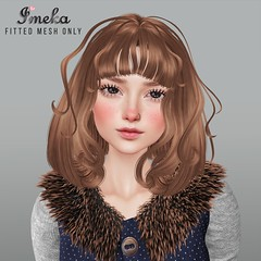{Imeka} Sora - Hair @ Soiree