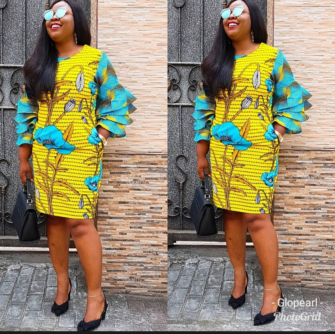 FASHIONABLE NIGERIAN GOWN 2020 DESIGNS IS EVERY WOMAN'S DREAM. 4