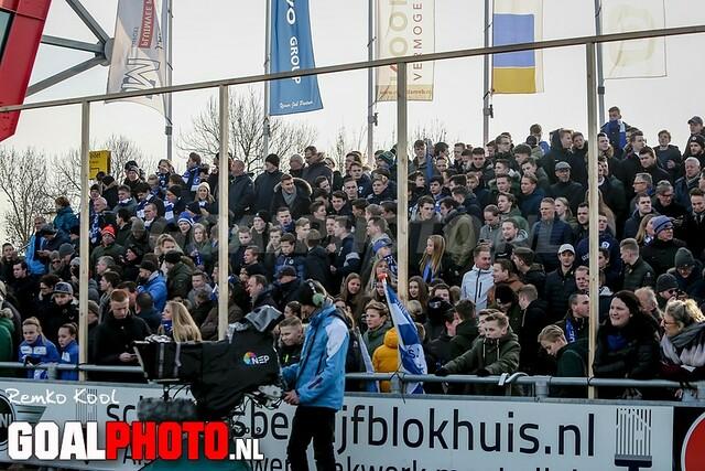 IJsselmeervogels - Spakenburg 19-01-2019