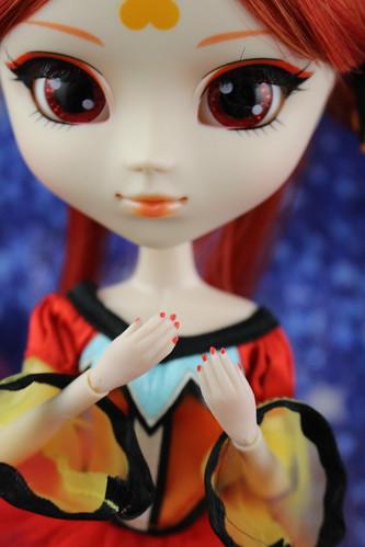 Princess Kakyu Nails