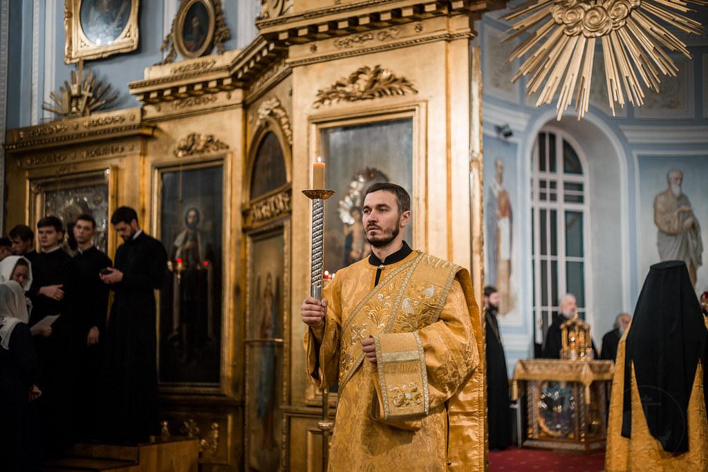 17-18 Ноября 2018, Неделя 25-я по Пятидесятнице / 17-18 November 2018, the 25th Week after Pentecost