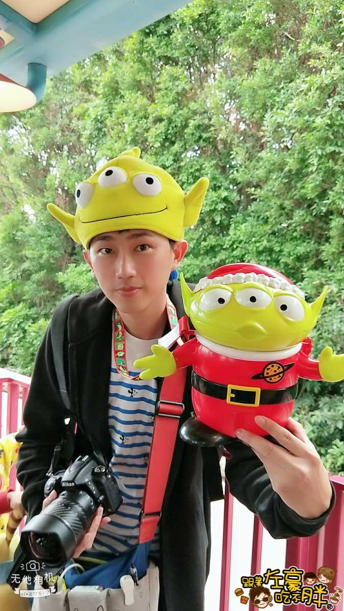 2019香港迪士尼樂園(聖誕節)-42