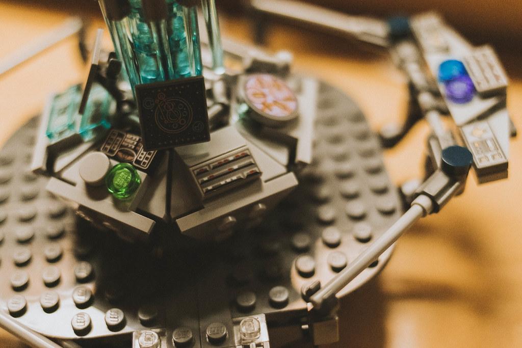 181123 - Doctor Who Lego