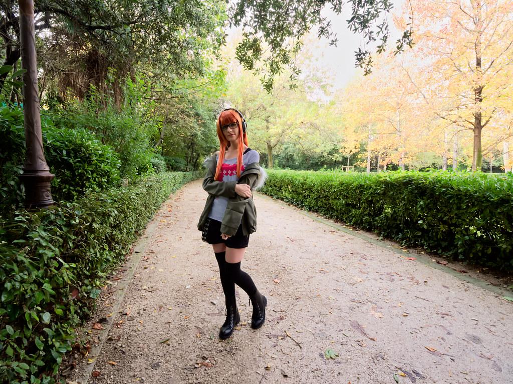 related image - Shooting Persona 5 - Futaba Sakura - Jardin de la Magalone -2018-11-10- P1388573