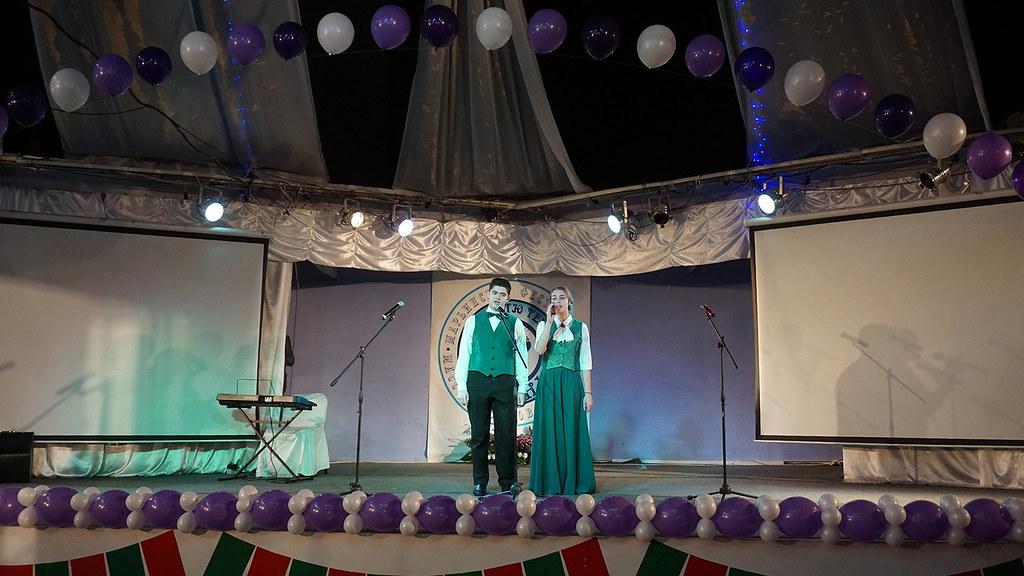 Воскресная школа «Малахит» стала дипломатом Фестиваля массовой хоровой песни «Я люблю тебя, жизнь!»