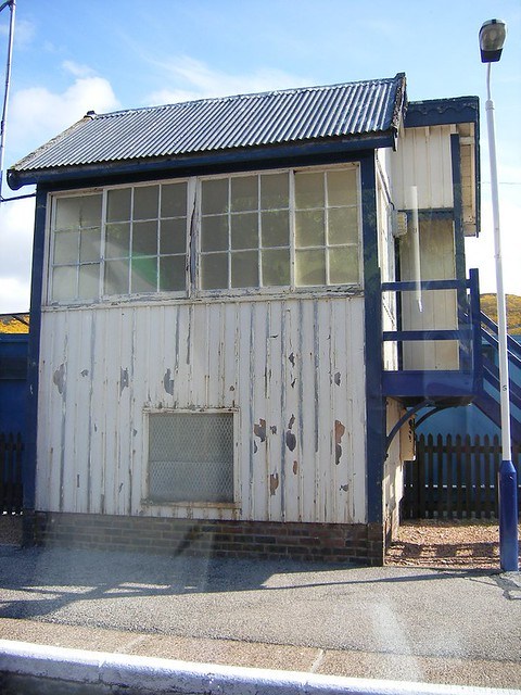 Highland signal box