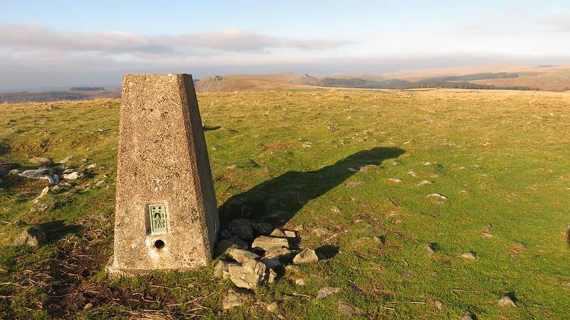Ringmoor Down Trig Point
