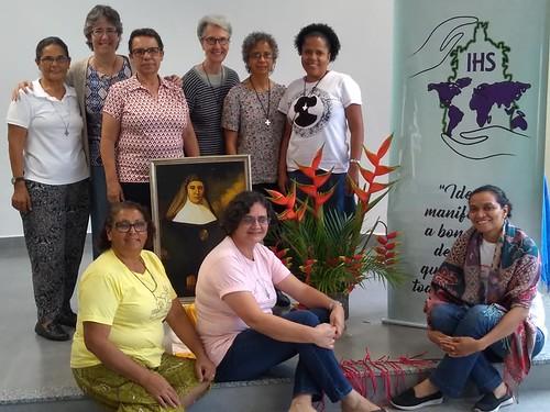 Congregação Provincial - equipe de liturgia