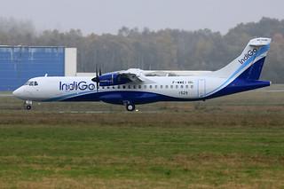 ATR 72-600 IndiGo VT-IYP / F-WWEI