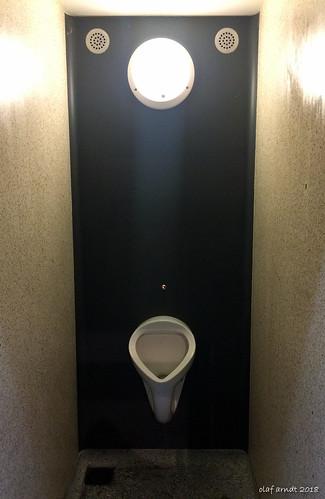 urinal ..